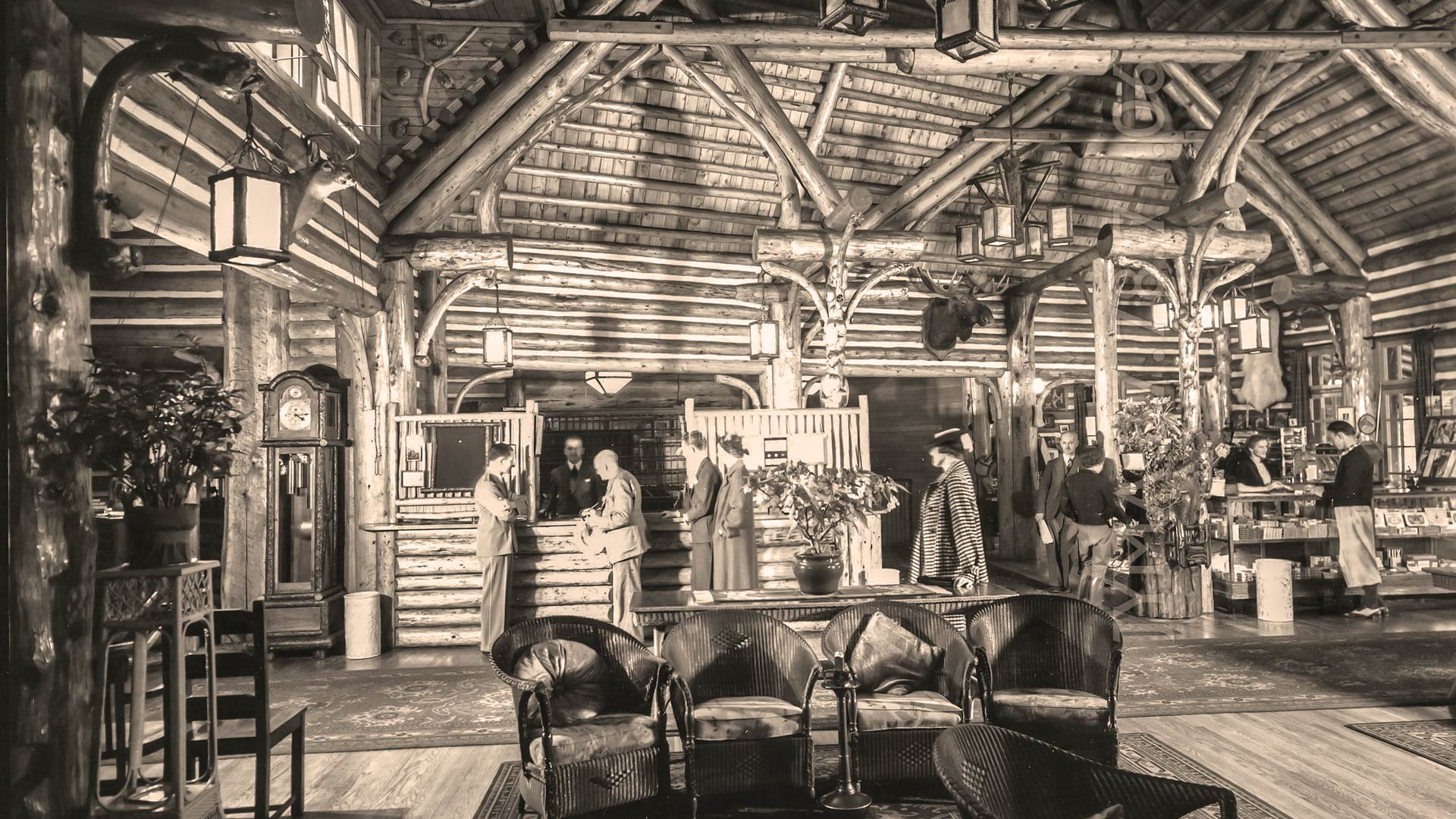 Fairmont jasper park lodge renovation for Crosby cabin jasper park lodge